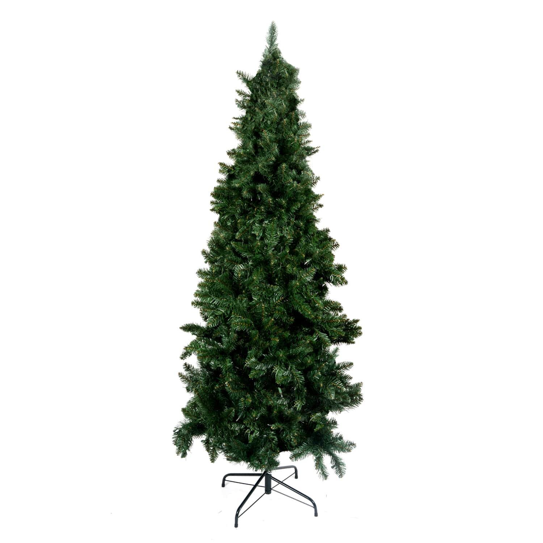 Pre Lit 6.5 Foot Tree (680 Branch Tips, 300 Lights, 8 Spare Light Bulbs)