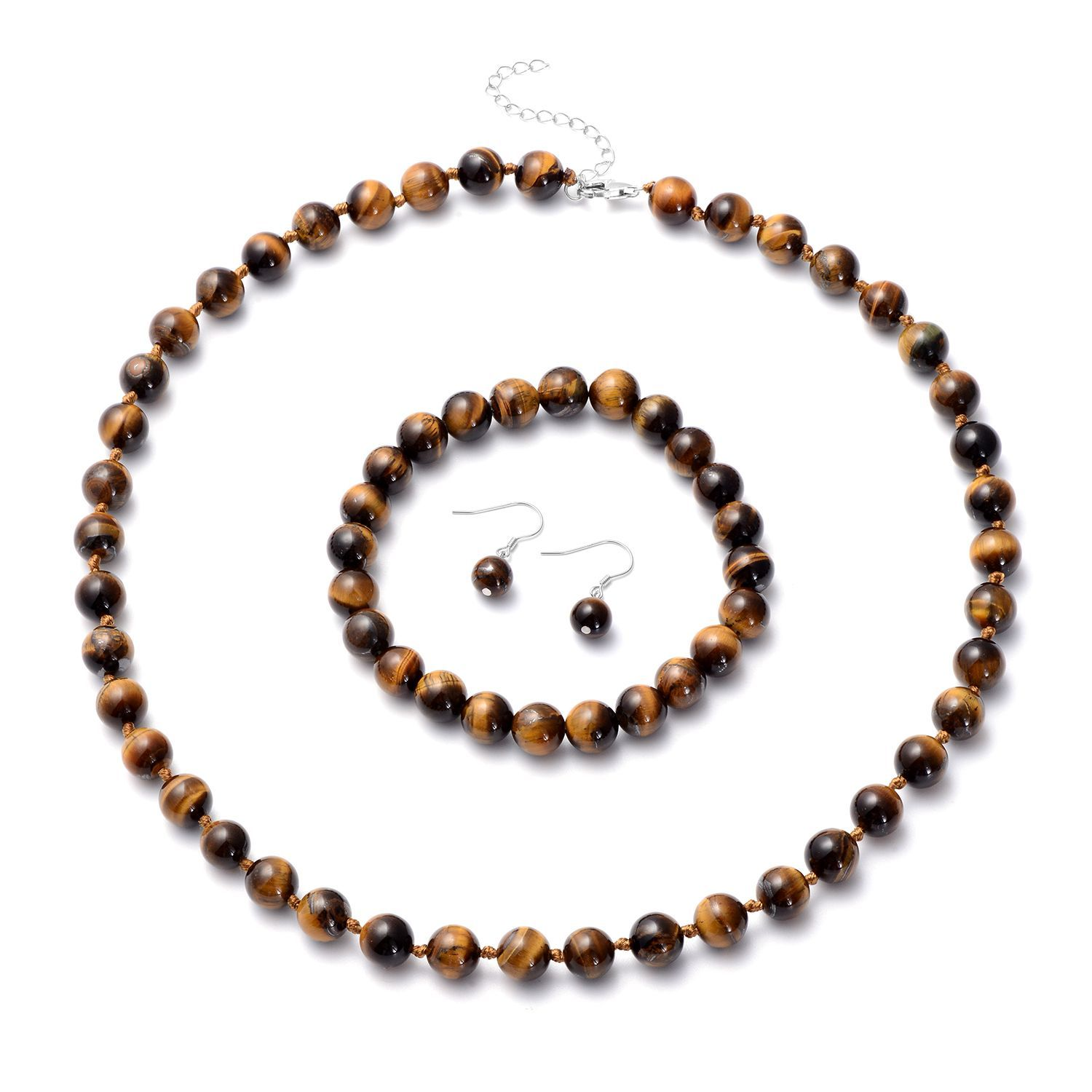 Fall color mixed beads necklace with leaf toggle clasp 18\u201d