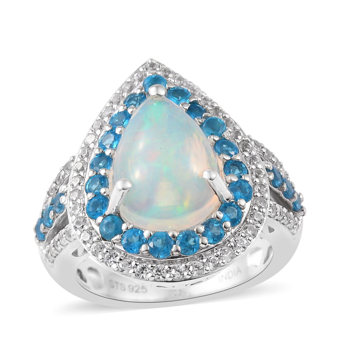 925-Sterling-Silver-Opal-Neon-Apatite-Halo-Ring-Jewelry-for-Women-Ct-4-1