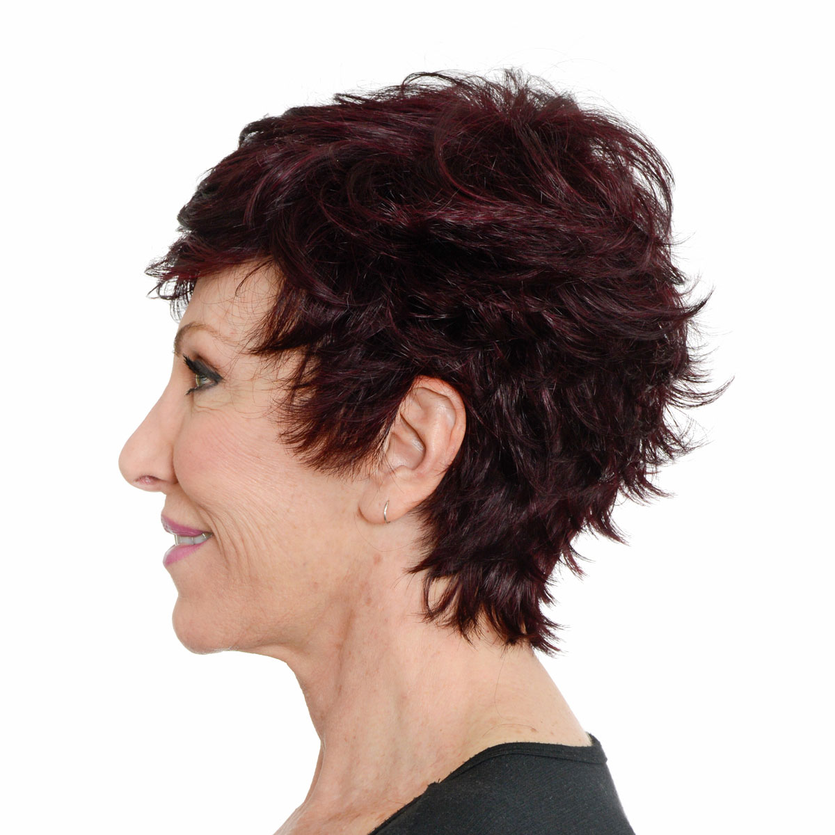 Easy Wear Hair Monique Wig - Merlot