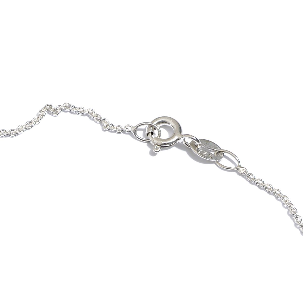 Milaan Sterling Silver Star Bracelet and Necklace (3.2 g)