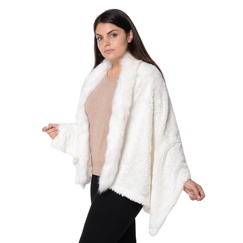 Woman Vintage Silk Soft Scarf Genuine Mink Fur Fall Necklace Scarf Furry Scarf