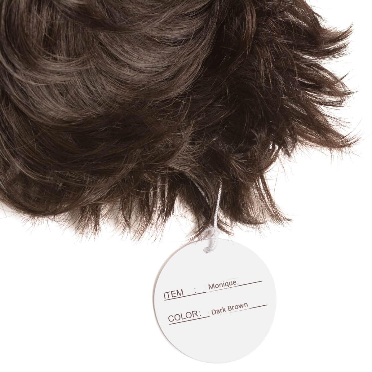 Easy Wear Hair Monique Wig - Dark Brown