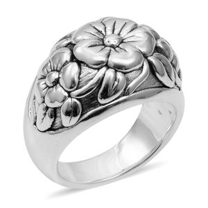 Ring in Sterling Silver (Size 7.0) (Avg. 6.34 g)