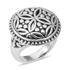 Sterling Silver Ring (Size 10.0) (Avg 6.47 g)