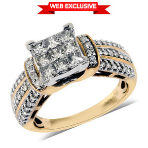 0.14CTW DIAMOND CLUSTER MENS RING Available Sizes 5 to 11