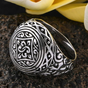 BALI LEGACY Ring in Sterling Silver (Size 8.0) (Avg. 10.60 g)