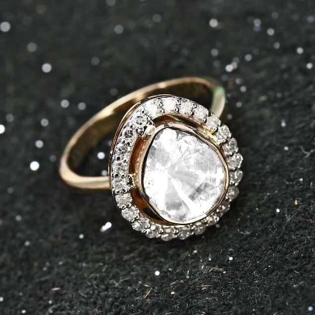 Polki Diamonds