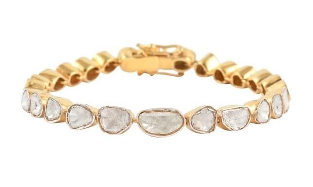 Polki diamonds Bracelet
