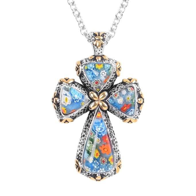 Trendy Cross Jewelry