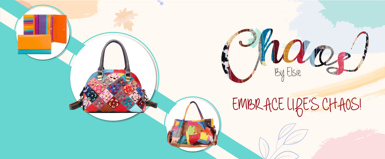 Chaos by Elsie Handbag Collection
